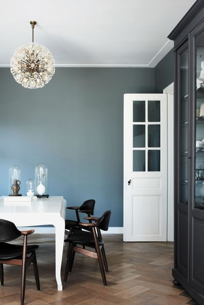 Modele couleur mur salon - Exemple peinture salon ...