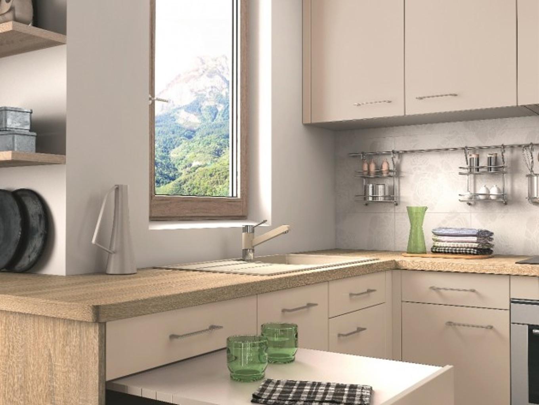 plan de travail bois alinea. Black Bedroom Furniture Sets. Home Design Ideas