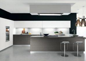 largeur plan de travail bar cuisine. Black Bedroom Furniture Sets. Home Design Ideas