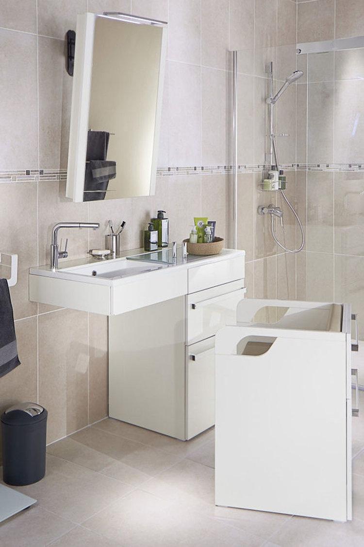 Plan de travail pour salle de bain lapeyre - tendancesdesign.fr