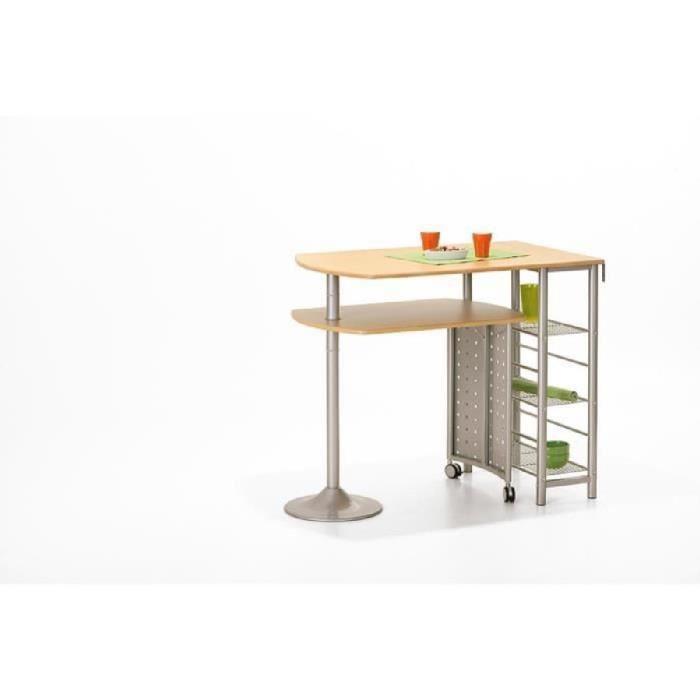Table bar de cuisine twin set