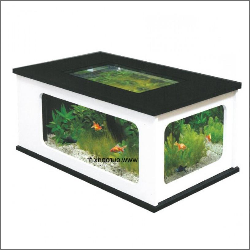 acheter table basse aquarium pas cher. Black Bedroom Furniture Sets. Home Design Ideas