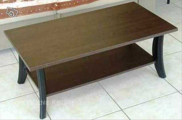 Table basse snack conforama
