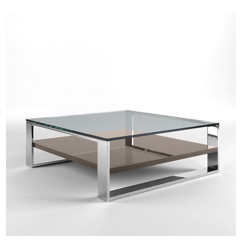 Table basse carrée 100x100