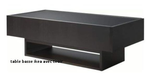 Table basse ikea tiroir