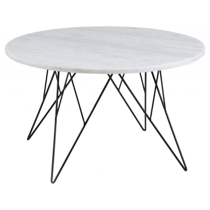 Table Basse Avec Pied En Marbre Tendancesdesignfr