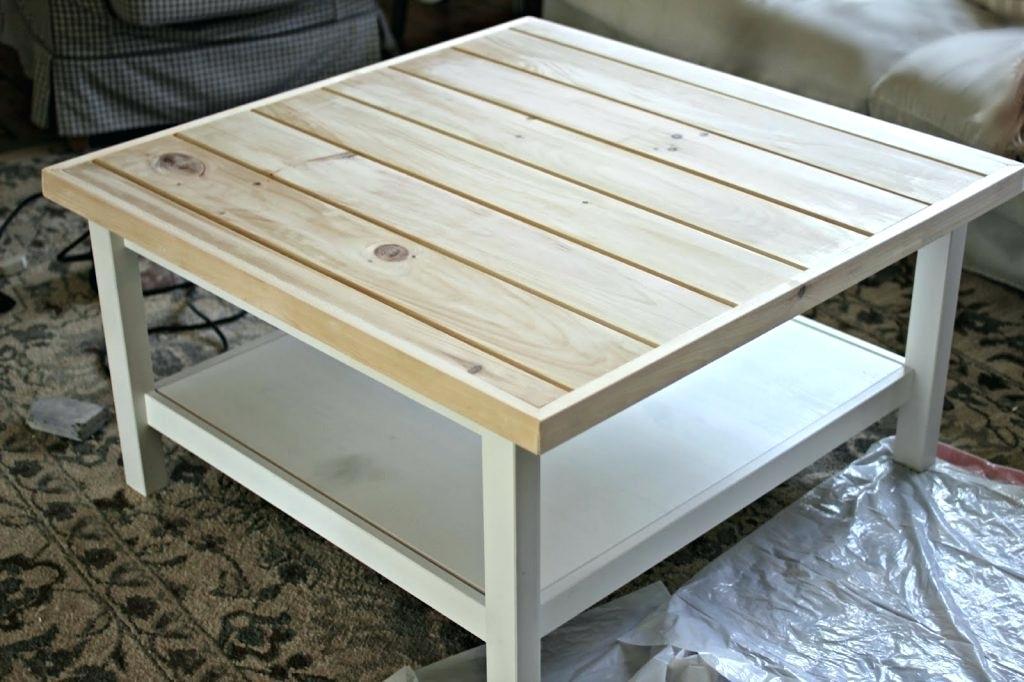 table basse ikea lack customiser. Black Bedroom Furniture Sets. Home Design Ideas
