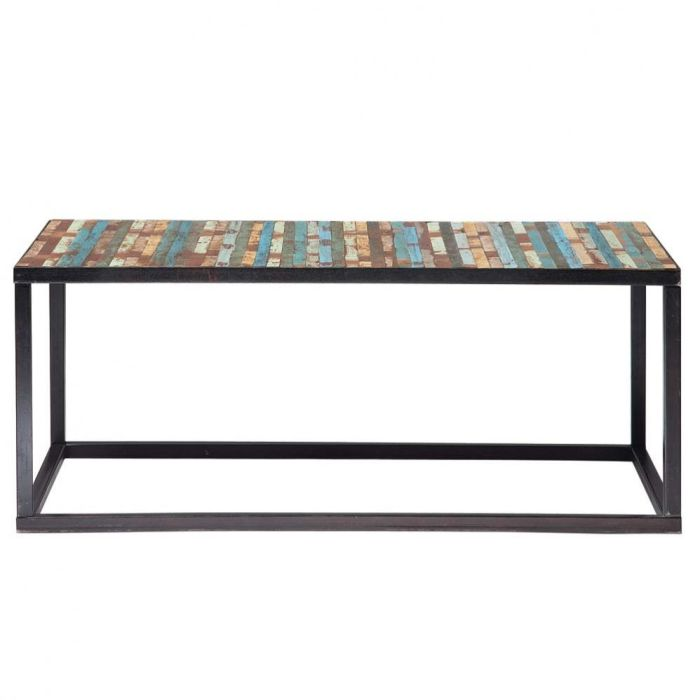 Table basse palette maison du monde