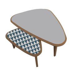 Table basse gigogne alinea
