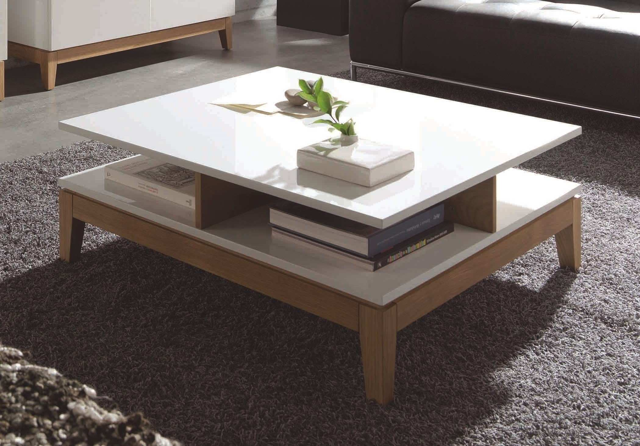 Table basse design grande dimension