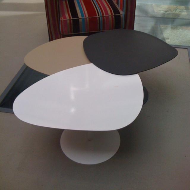 Table Basse Gigogne Forme Galet Tendancesdesignfr