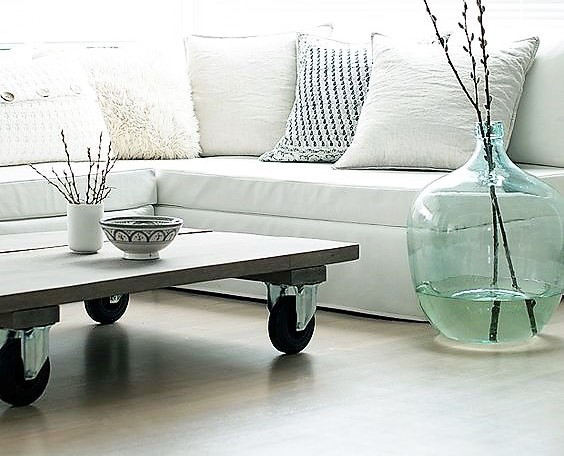 Table basse tendance