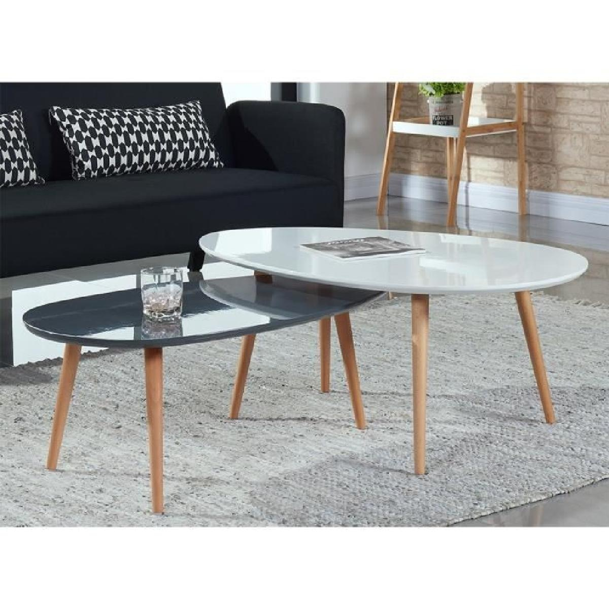 Table basse scandinave but