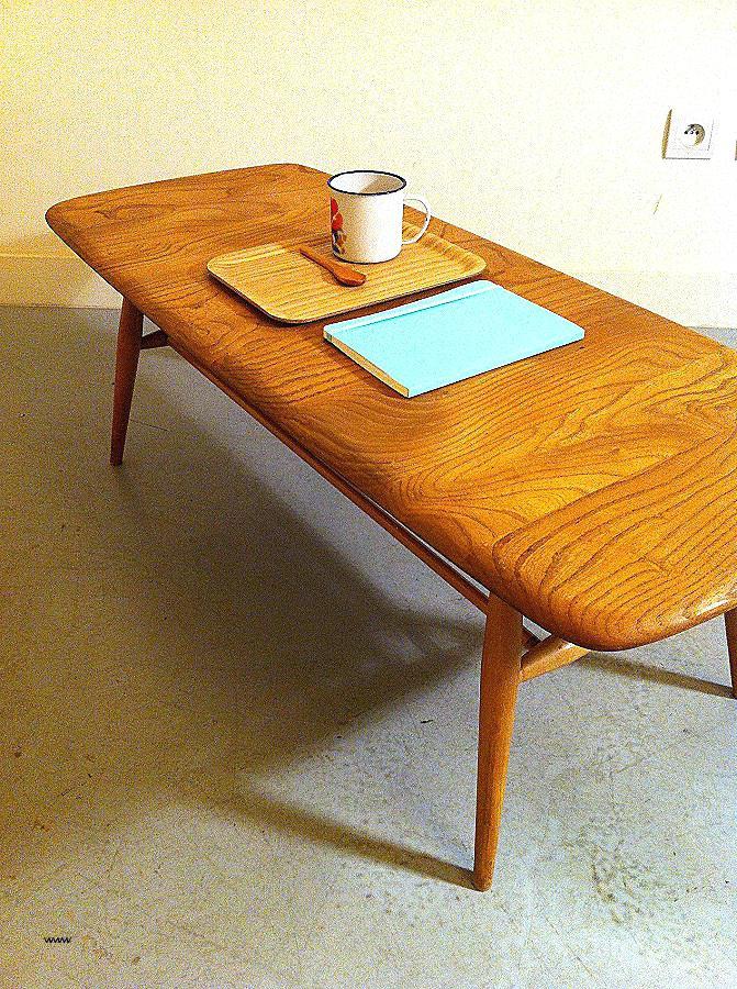 table basse scandinave vintage occasion  tendancesdesignfr