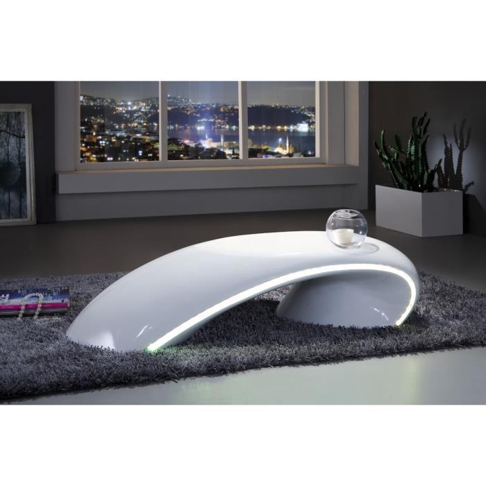 Table basse ultra design