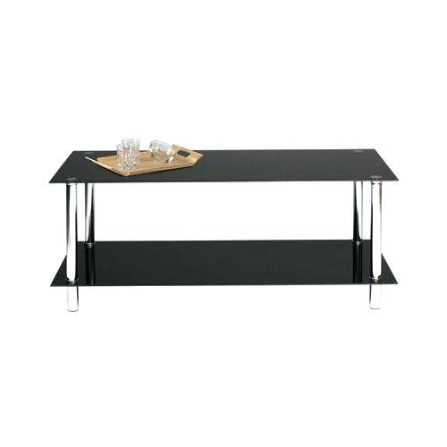 Table basse relevable zoe verre
