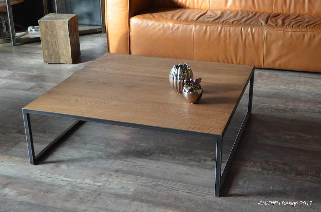 Table basse design groupon