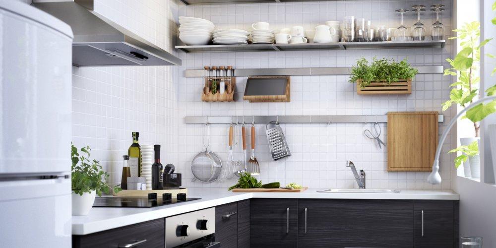 Meuble d'angle petite cuisine