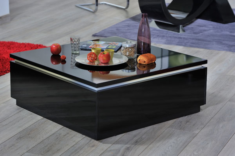 Table basse electra conforama
