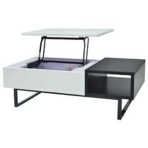 Table basse relevable bricorama